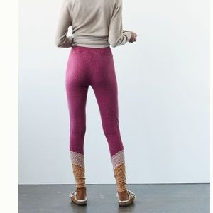 NWT anthro leggings